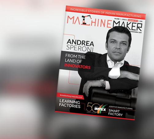INTERVISTA ESCLUSIVA CON THE MACHINE MAKER