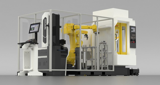 SPERONI, BIG KAISER & FANUC AUTOMATED SHRINK FIT PROCESS